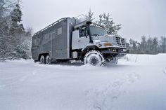 Apocalypse Ready: The Mercedes Benz Zetro 2733 6x6