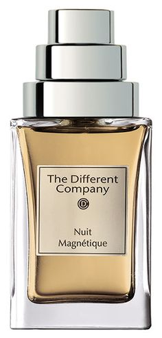 New fragrance from The Different Company in their trademark bottle signed by Thierry de Baschmakoff. Read more at http://www.mimifroufrou.com/scentedsalamander/2014/03/the_different_company_nuit_mag.html