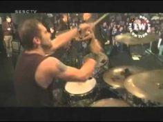 Inocentes - Show Sesc Santo Andre - 31/07/2009