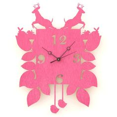 Pink nursery inspiration http://blogs.babble.com/being-pregnant/2011/10/06/girl-nursery-inspiration/