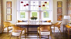 Mix and Chic: Home tour- A designer's New York beach house! I like the mix of traditional with modern.
