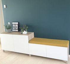 DIY: Kitchen bench   IKEA hack   IKEA Bestå   IKEA Besta