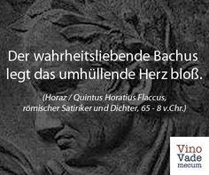 #Zitat Horaz über Bachus. Mehr Zitate unter https://www.facebook.com/media/set/?set=a.684622584947841.1073741829.575864502490317