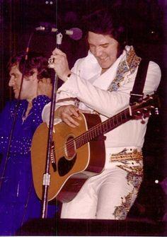Elvis played Kemper Arena - Kansas City, Missouri 6-18-77