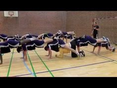 Warmup (14-18+ yrs) - Team Cooperation games - YouTube