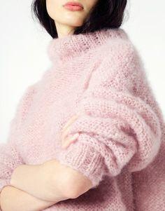 Hotline Sweater | Knit it woolandthegang.com
