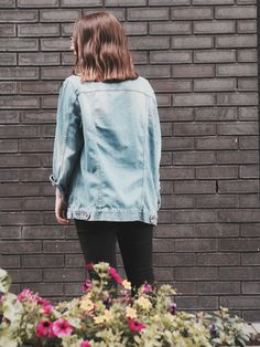 An Ode To The Perfect Denim Jacket.