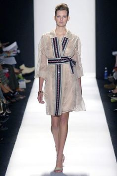 Carolina Herrera Spring 2007 Ready-to-Wear Fashion Show - Bette Franke