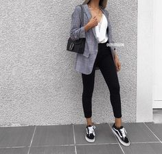 We are obsessed with this blazer! Love the color We are obsessed with this blazer! Love the color Blazer Outfits Casual, Business Casual Outfits, Blazer Fashion, Office Outfits, Cute Casual Outfits, Stylish Outfits, Fashion Outfits, Office Attire, Sweater Outfits