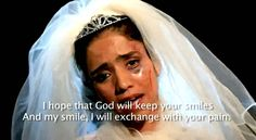 This is Sonita, a girl being sold into marriage in Afghanistan. This is important.