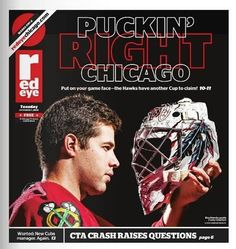 Puckin Right, Chicagooooooo! Best. Speech. Ever.