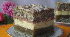 Sezon rabarbarowy w pełni, dlatego też zapraszam Was na pyszne ciasto z musem rabarbarowym. Ciasto, które ucieszy każde podniebienie. Poleca...