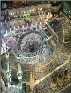 21 night Ramdan in Makkah