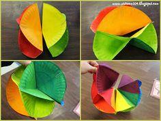 Art Room 104: 5th Grade: 3-D Color Wheel Tutorial