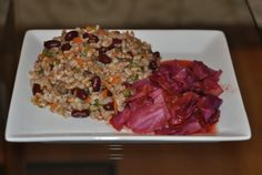 Farro Casserole with Red Cabbage | New Paradigm Health Cookery | Information and Recipes about New Health Enhancing, Whole Food, Plant-Based Diet