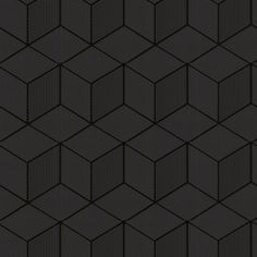 Graham & Brown Shape and Form Cubix Geometric Wallpaper   AllModern