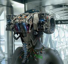 Cyborg, Oshanin Dmitriy on ArtStation at https://www.artstation.com/artwork/1xdzK
