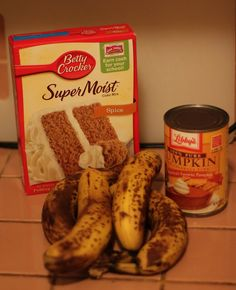 My Way Momma: Banana Pumpkin Spice Muffins Super easy and health(ier)