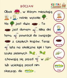 Learn Polish, Polish Language, English Games, Montessori, Storytelling, Activities For Kids, Preschool, Therapy, Songs