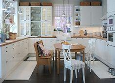Rustikální styl: Sympatická venkovská kuchyně