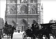 Pristine Footage Lets You Revisit Life in Paris in the Watch Footage Shot by the Lumière Brothers Vintage Photographs, Vintage Photos, Short Films, Brother, Shots, Let It Be, Paris, Watch, History