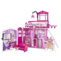 The Cutest Barbie Dollhouses & Playsets