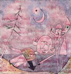 De grote aantrekkingskracht van zijn werk is, dat er in zijn schilderijen een verhaal zit welke steeds weer anders geintrepeteerd worden. Op een gedetailleerde manier is bijvoorbeeld te zien hoe Klee zich verhoudt tot een klassiek thema als de mythologie dat beeldende kunstenaars al vanaf de oudheid heeft beziggehouden.