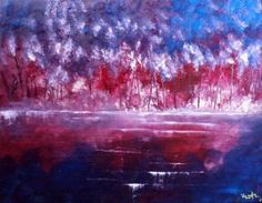 """Saatchi Art Artist krista may; Painting, """"Lost in Color"""" #art"""
