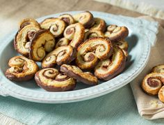 Pepperidge Farm® Puff Pastry - Recipe Detail - Double Chocolate Palmiers
