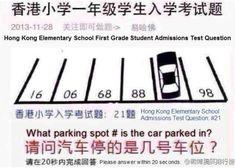 ¿Puedes resolver este acertijo que los chinos ponen a los niños de 6 años? - Noticias de Alma, Corazón, Vida