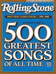 rolling stone 500 greatest songs of all time pdf