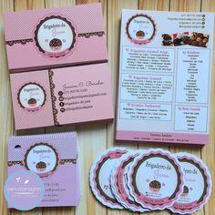 Bakery Logo Design, Menu Design, Food Design, Bakery Store, Bakery Menu, Bakery Business Cards, Cake Business, Creative Invitation Design, Baking Organization