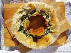 Filoteig mit Feta und Spinat = Spinatquiche kochen-und-backen-im-wohnmobil.de