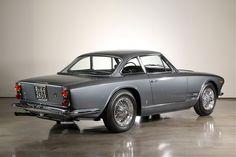 1963 Maserati Sebring | Serie 1 | I6, 3,485 cm³ | 235 bhp | Design: Giovanni Michelotti, Vignale