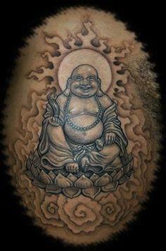 Buddha by Anil Gupta, New York City, USA   buddhist tattoos