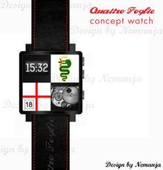 Alfa Romeo concept watch