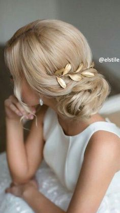 Wedding Hairstyle....... #weddinghairstyles