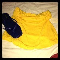 I just added this to my closet on Poshmark: CottonSkirt/CoverupNWT✅BundleNo Trades. Price: $10 Size: M
