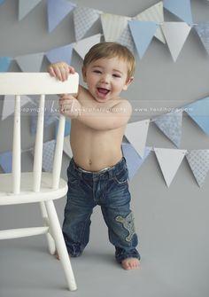Happy first birthday baby A. Rhode Island baby portrait photographer. » Heidi Hope Photography