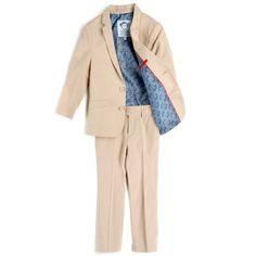 Mod Suit - Khaki