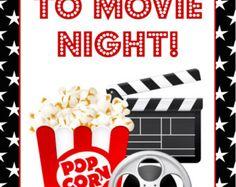 Artículos similares a Autocinema Kit de fiesta de película, conducir en parte de la película drive, cine, cumpleaños partido, snack cajas, coches de caja de cartón, cajas de palomitas de maíz en Etsy