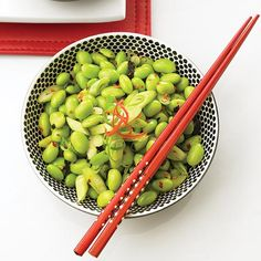 Edamame Salad. One of my fav snacks