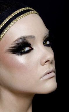 Black Makeup Look. 24+ Best Ideas Ever