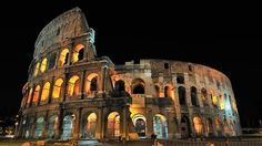 the Colosseum in #Rome #Colosseum