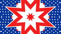 Collision (by Max Hattler) by Max Hattler. Max Hattler's multi-award winning abstract political short film, in HD. Islamic patterns and American quilts and the colours and geometry of flags as an abstract field of reflection.