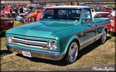 '67 Chevy C-10 Truck   by Photos By Vic