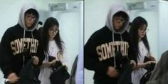 Park Bo-gum and Kim Yoo-jung spotted at the airport together