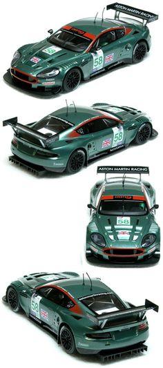 Scalextric C2758 Aston Martin DBR9