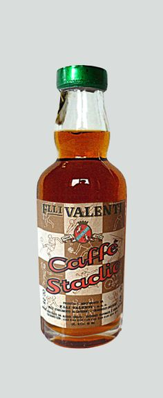 Valenti Eridanea - Mini Liquor Bottles - Coffie - https://sites.google.com/site/valentieridanea/