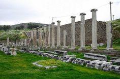 Pergamon Asclepion - Tour Maker Turkey